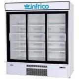 Armario Expositor Refrigerado 3 Puertas Correderas